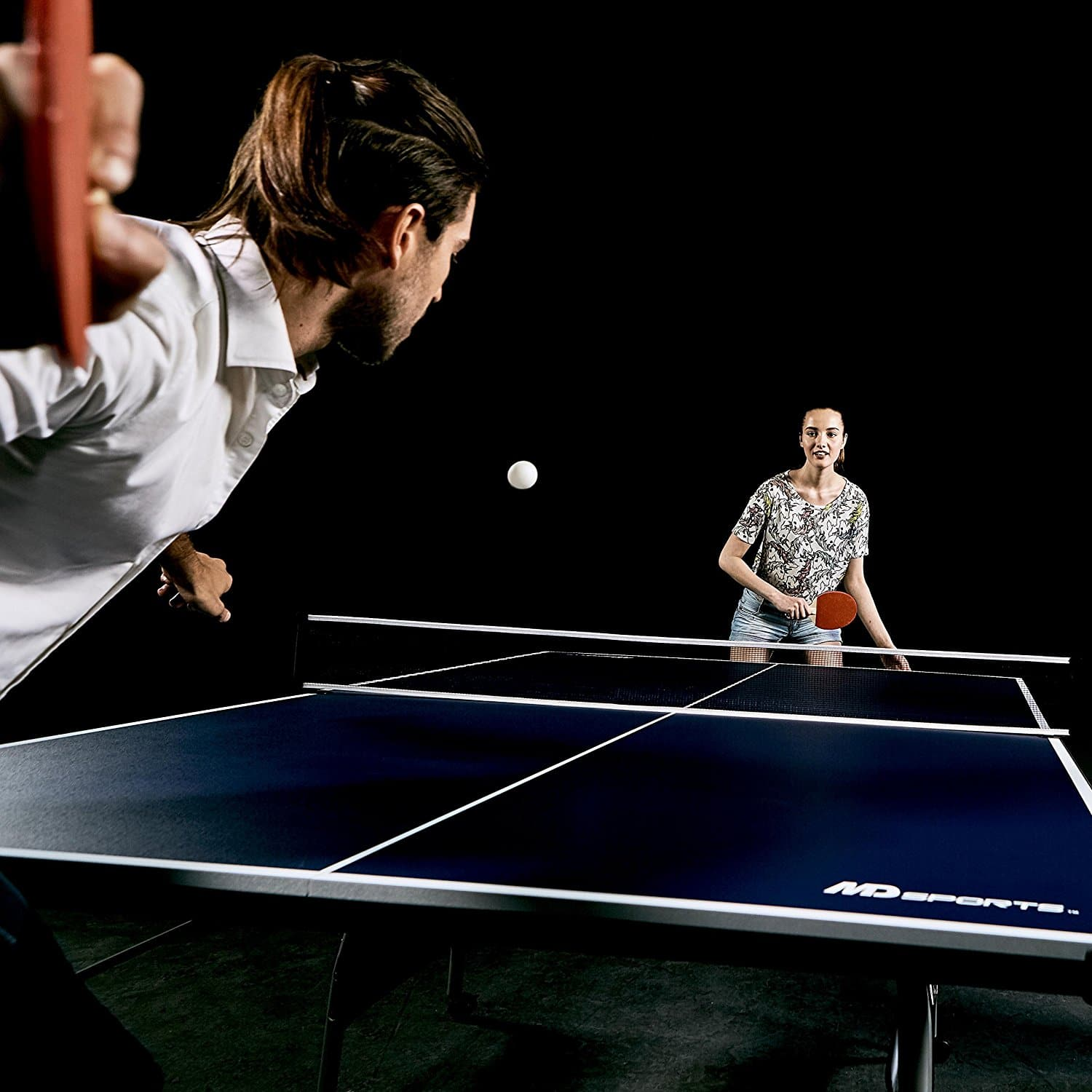 Cheap MD Sports Ping Pong Table