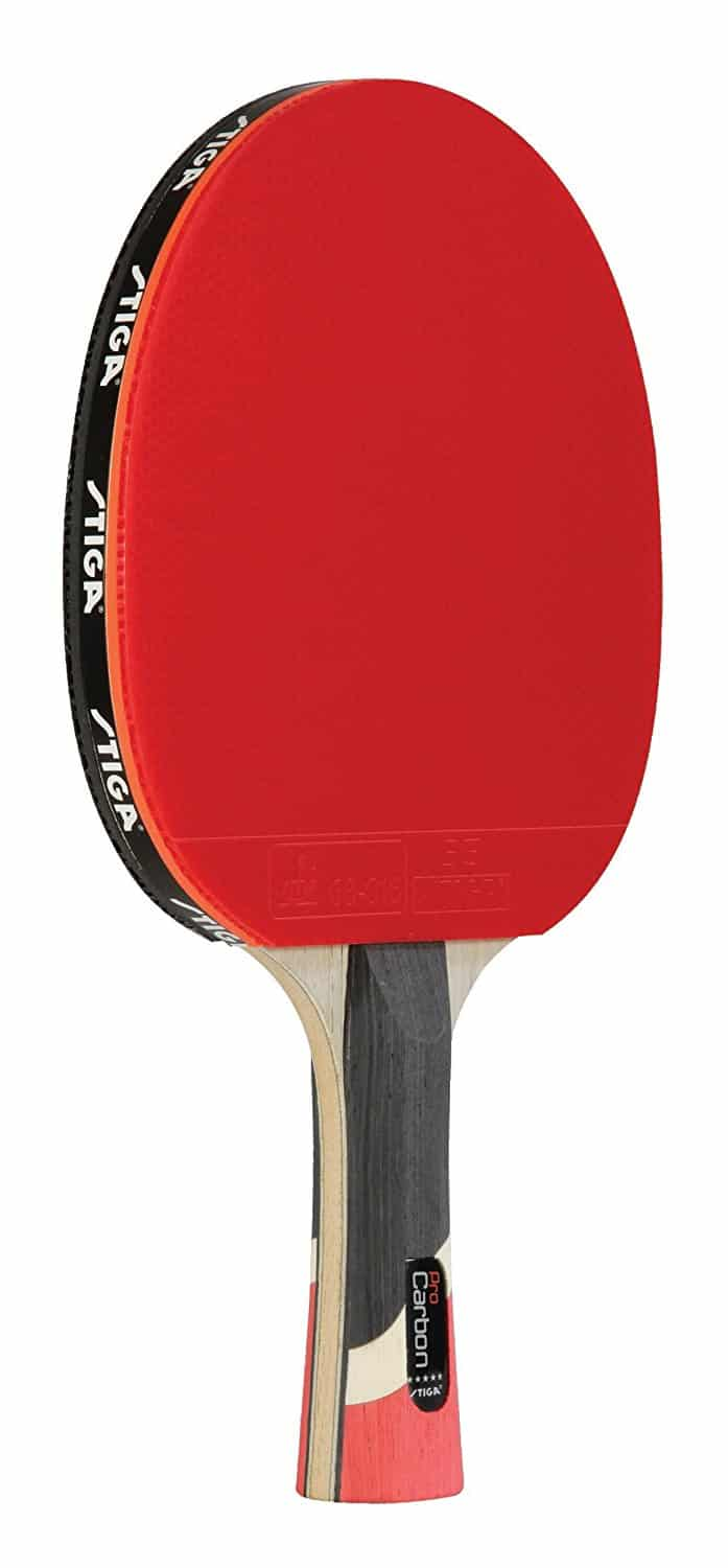 Best Ping Pong Paddle For Spin: STIGA PRO Carbon – Best ...
