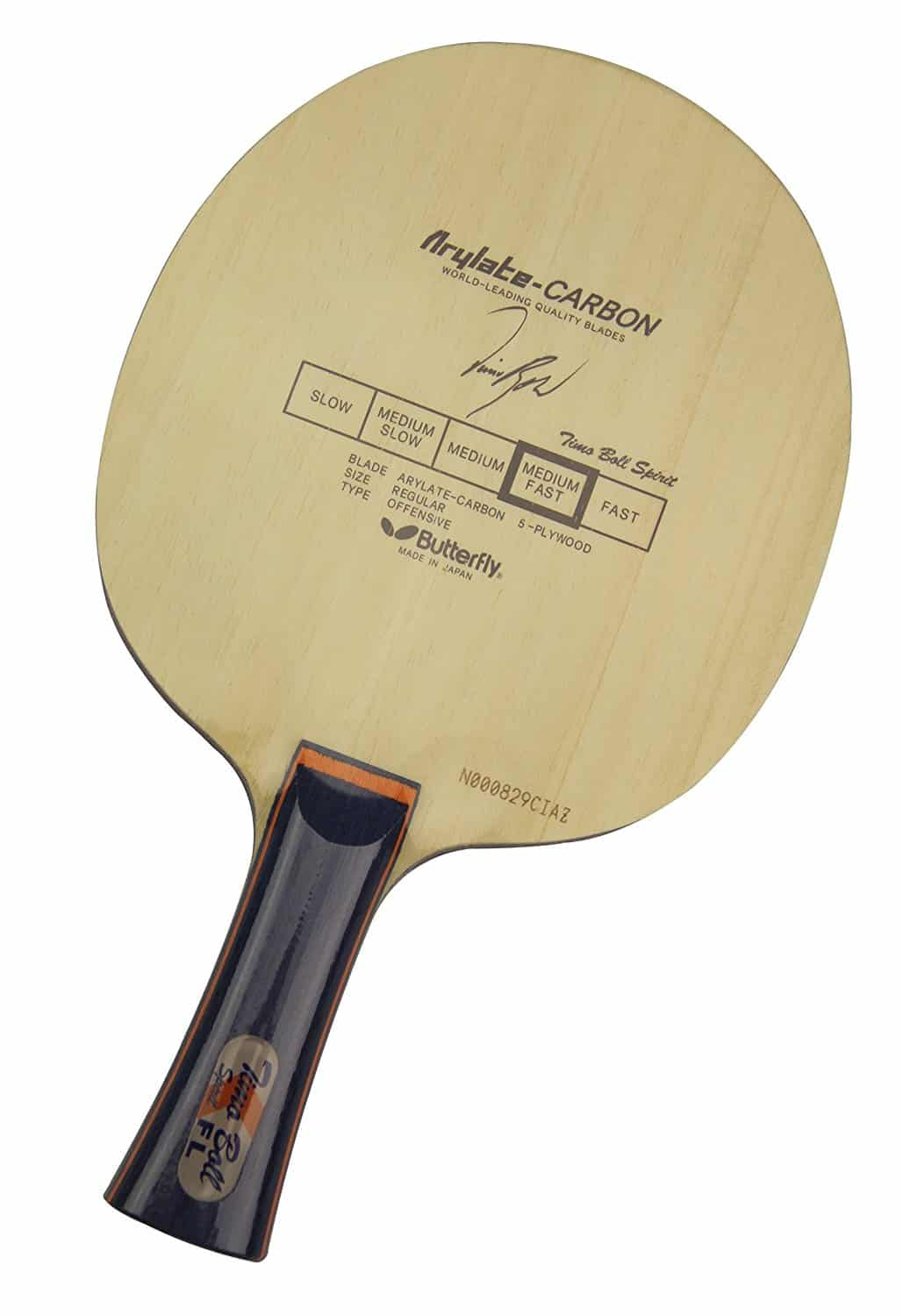 Best Table Tennis Blade