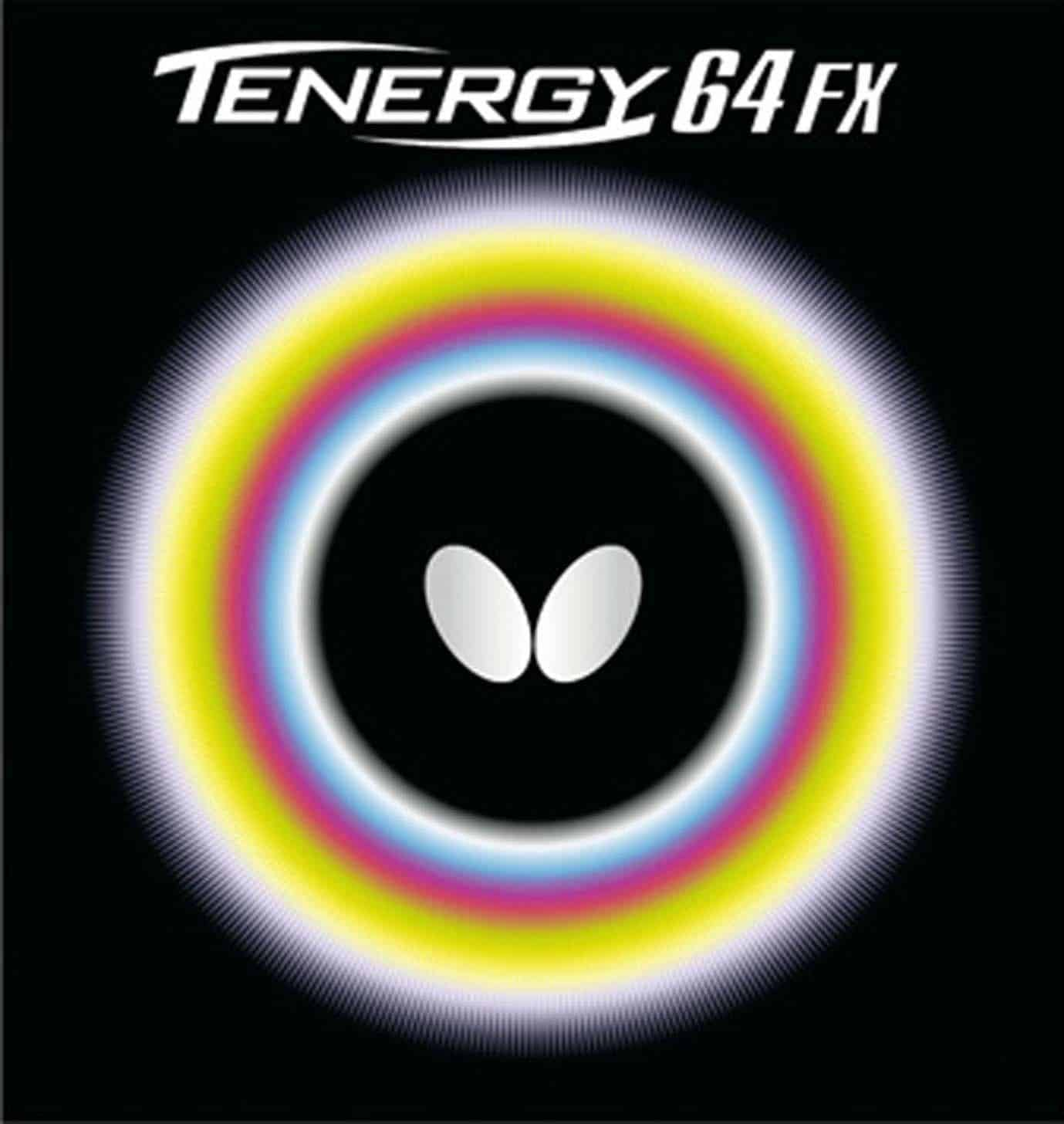 Best Ping Pong Rubber for Backhand - Butterfly Tenergy 64