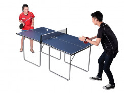 JOOLA Midsize Table Tennis Table [under $300]