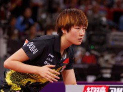 Best Female Table Tennis Player