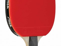 Best Ping Pong Paddle For Spin: STIGA PRO Carbon