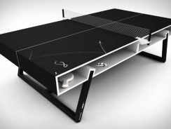 What are the most expensive ping pong table